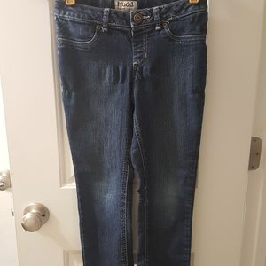 Girl's jeans.